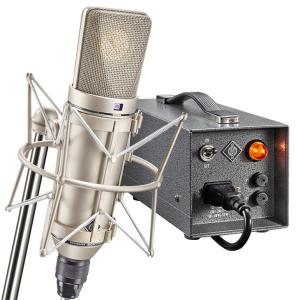 1960年から1971年まで販売されていたU 67は当時の現代音楽の形成期を通じて、スタジオの主力の...