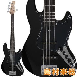 Sire サイアー Marcus Miller V3 5st BK ジャズベースタイプ/アクティブ5弦|shimamura