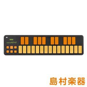 カラー以外の製品仕様は、通常カラーモデルに準じます。nanoKEY2では、最新のPCキーボードと同様...