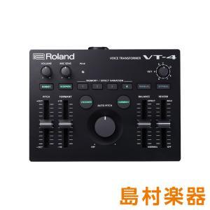 【在庫あり!即納可能!】 Roland ローランド AIRA VT-4 Voice Transfor...