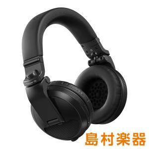 Pioneer DJ パイオニア HDJ-X5BT-K (メタリックブラック) ワイヤレスヘッドホン Bluetoothヘッドホン DJヘッドホン|shimamura