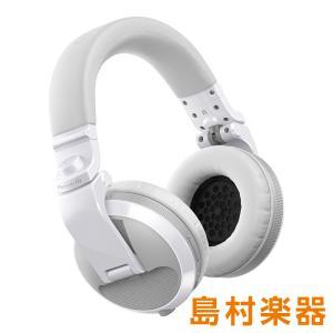 Pioneer DJ パイオニア HDJ-X5BT-W (グロスホワイト) ワイヤレスヘッドホン Bluetoothヘッドホン DJヘッドホン|shimamura