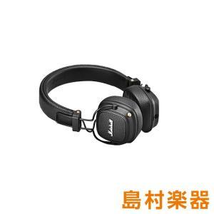 Marshall マーシャル MAJOR III Bluetooth ワイヤレスヘッドホン Android対応|shimamura