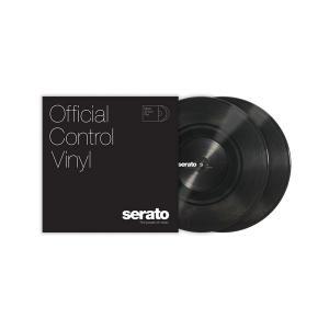 Serato セラート 10' Control Vinyl [Black] 2枚組 Scratch ...