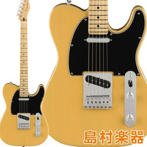 Fender フェンダー Player Telecaster Maple Fingerboard Butterscotch Blonde エレキギター テレキャスター|shimamura