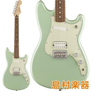 Fender フェンダー Duo-Sonic HS Pau Ferro Fingerboard Su...