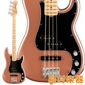 Fender フェンダー American Performer Precision Bass Maple Fingerboard Penny エレキベース|shimamura