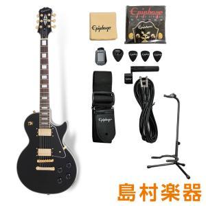 Epiphone エピフォン Les Paul Custom Pro Lite / Ebony スタ...