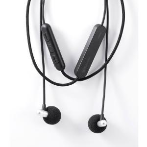 INAIR インエアー M360bt (シルバー) インエアー方式 イヤースピーカー 高音質 ワイヤレスイヤホン Bluetoothイヤホン|shimamura
