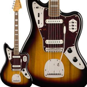 Squier by Fender スクワイヤー Classic Vibe '70s Jaguar 3...