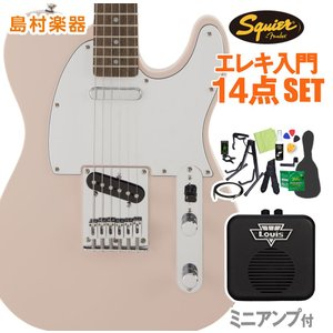 Squier by Fender スクワイヤー FSR Affinity Series Teleca...