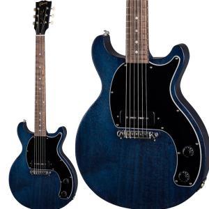 Gibson ギブソン LP Junior Tribute DC Blue Stain レスポールジ...