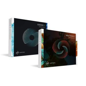 【8月29日まで期間限定特価!】iZotope アイゾトープ Mix & Master Bundle (Advanced)(Ozone8 Adv + Neutron3 Adv) 〔ダウンロード版〕 shimamura