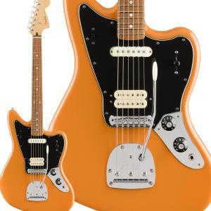 Fender フェンダー Player Jaguar Pau Ferro Fingerboard C...