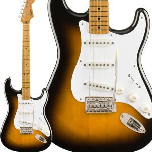 Fender フェンダー Classic Vibe '50s Stratocaster Maple Fingerboard 2-Color Sunburst ストラトキャスター|shimamura