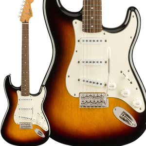 Fender フェンダー Classic Vibe '60s Stratocaster Laurel Fingerboard 3-Color Sunburst ストラトキャスター|shimamura