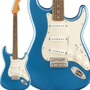 Fender フェンダー Classic Vibe '60s Stratocaster Laurel Fingerboard Lake Placid Blue ストラトキャスター|shimamura
