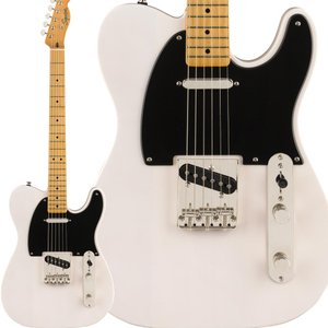 Fender フェンダー Classic Vibe '50s Telecaster Maple Fingerboard White Blonde テレキャスター|shimamura