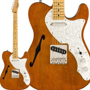 Fender フェンダー Classic Vibe '60s Telecaster Thinline Maple Fingerboard Natural テレキャスター|shimamura