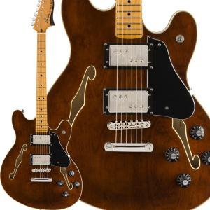 Fender フェンダー Classic Vibe Starcaster Maple Fingerboard Walnut スターキャスター|shimamura
