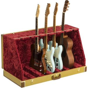 Fender フェンダー Classic Series Case Stand Tweed 7 Gui...