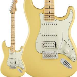 Fender フェンダー Player Stratocaster HSS, Maple Fingerboard, Buttercream ストラトキャスター|shimamura