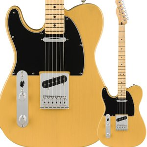 Fender フェンダー Player Telecaster Left-Handed, Maple Fingerboard, Butterscotch Blonde テレキャスター 左利き用|shimamura