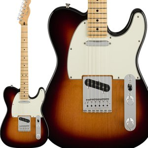 Fender フェンダー Player Telecaster, Maple Fingerboard, 3-Color Sunburst テレキャスター|shimamura