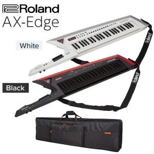 Roland ローランド シンセサイザー [専用ケースセット] AX-EDGE 49鍵盤 ショルダーキーボード|shimamura