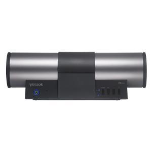 VECLOS ヴェクロス SPW-500WP BK ワイヤレス・ポータブル真空エンクロージャースピーカー|shimamura