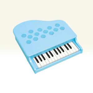 KAWAI カワイ P-25 ミニピアノ 25鍵盤 ミントブルー P25 1185