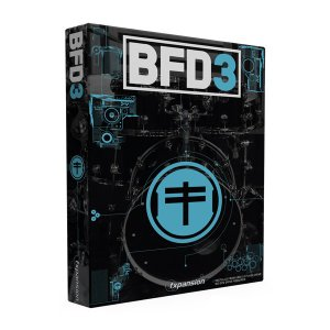 FXpansion FXパンション BFD3 SP Download ドラム音源
