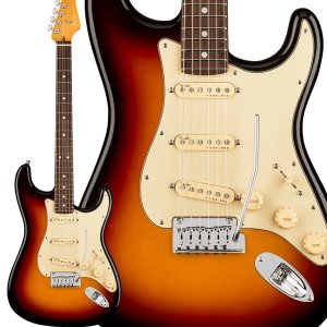 Fender フェンダー American Ultra Stratocaster Rosewood ...