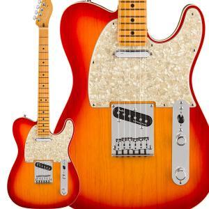 Fender フェンダー American Ultra Telecaster Maple Finge...