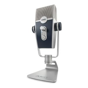 AKG アーカーゲー Lyra-Y3 楽器のオンラインレッスンに最適! USBコンデンサーマイク 3...