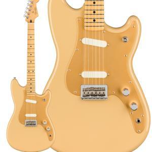 Fender フェンダー Player Duo Sonic Maple Fingerboard De...