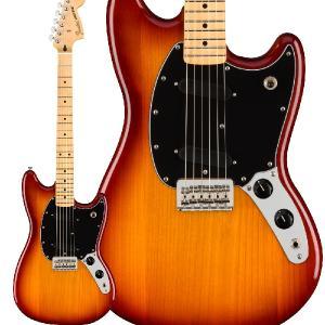 Fender フェンダー Player Mustang Maple Fingerboard Sien...