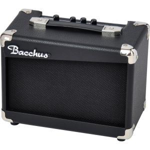 Bacchus バッカス BBA-10 BK ミニベースアンプ|shimamura