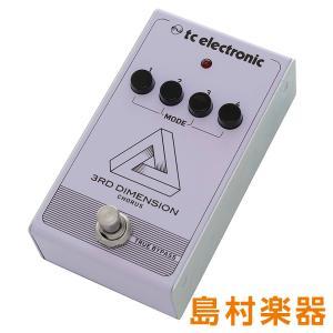 TC Electronic TC エレクトロニック 3RD DIMENSION CHORUS コンパ...