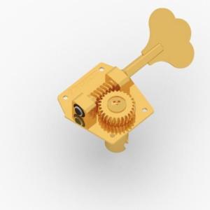 HIP SHOT ヒップショット HB3/20310G Gold ペグ エレキベース用