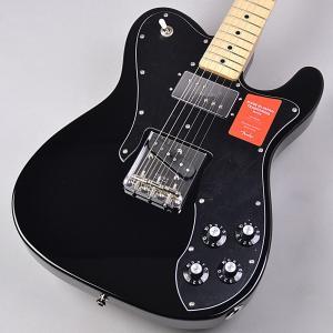 Fender フェンダー Made in Japan Traditional 70s Telecaster Custom Black ジャパントラディショナル〔未展示品・専任担当者による調整つき〕|shimamura