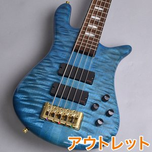 Spector スペクター EURO 5 LX Premium Wood Bahama Blue Gloss 5弦ベース 〔アウトレット〕|shimamura