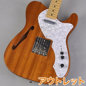 Fender フェンダー Made In Japan Traditional 69 Telecaster ThinLine Natural シンライン〔アウトレット〕|shimamura