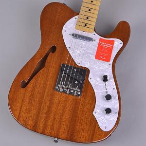 Fender MIJ Traditional 69 Telecaster ThinLine Natu...