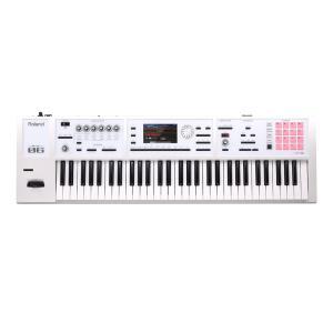Roland ローランド FA-06-SC 限定ホワイト 61鍵盤 〔島村楽器限定〕 〔オリジナルカラー