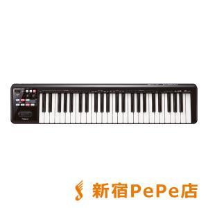 Roland ローランド A-49 (ブラック) MIDIキーボード・コントローラー 49鍵盤 A4...