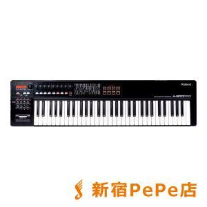 Roland ローランド A-800PRO MIDIキーボード コントローラー 61鍵盤 A800P...