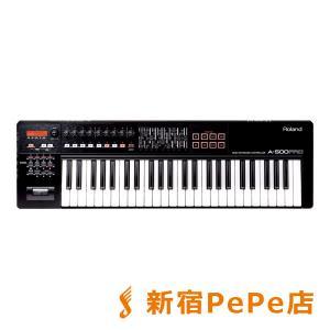 Roland ローランド A-500PRO MIDIキーボード コントローラー 49鍵盤 A500P...