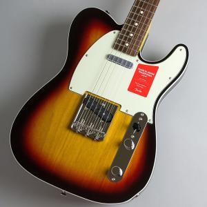 Fender フェンダー MADE IN JAPAN TRADITIONAL 60S TELECASTER CUSTOM/3-Tone Sunburst テレキャスター 〔ビビット南船橋店〕〔現物画像〕|shimamura