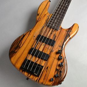 Freedom Custom Guitar Research フリーダム RHINO 5st Mahogany/R Black&White Ebony Top エレキベース(5弦) 〔新宿PePe店〕|shimamura